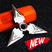 New Fidget Hand Spinner Tips icon