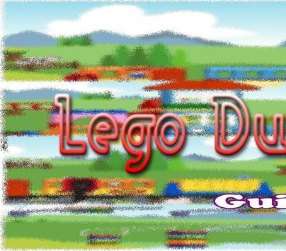Guide Lego Duplo Train poster