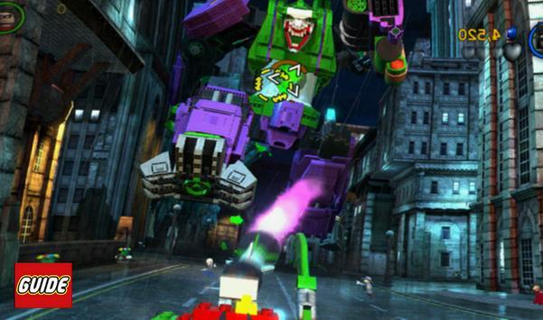 Guide For LEGO® BATMAN screenshot 10