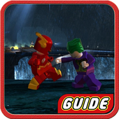 Guide Of LEGO DC Super Heroes icon
