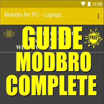 How to Install Mobdro poster