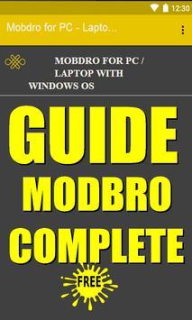 How to Install Mobdro apk screenshot