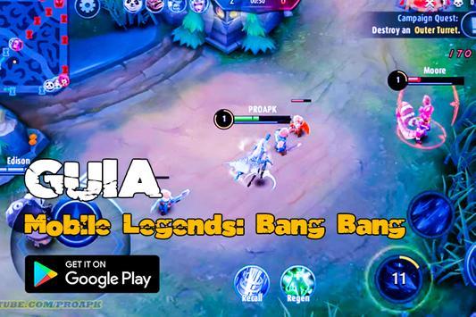 Guia Mobile Legends Bang Bang screenshot 4