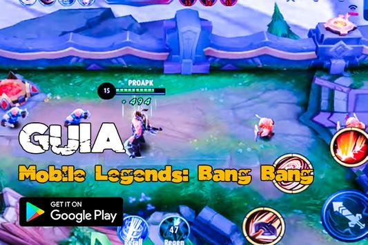 Guia Mobile Legends Bang Bang screenshot 5