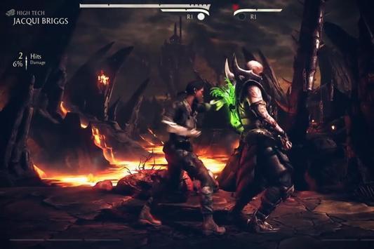 Guide Mortal Kombat XV poster