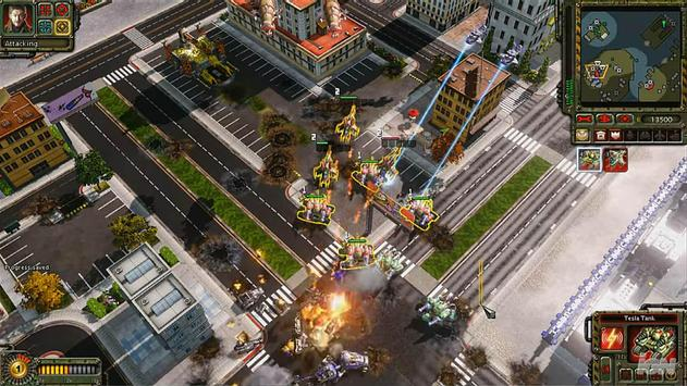 Command and Conquer Hints poster