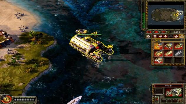 Command and Conquer Hints apk screenshot