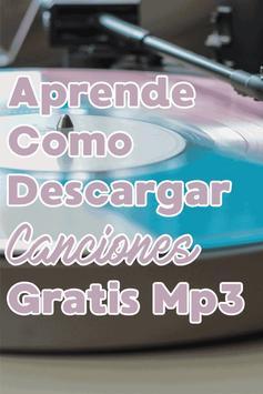 Bajar Canciones Gratis MP3 al Celular Tutorial screenshot 4