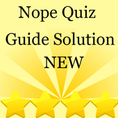Guide for  Nope Quiz Solution icon