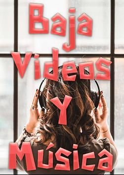 Bajar Videos y Musica Gratis MP3 Tutorial Fast poster