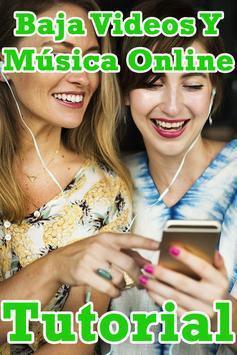 Bajar Videos y Musica Gratis MP3 Tutorial Fast screenshot 1