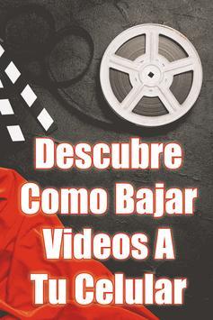 Bajar Videos a mi Celular mp4 Gratis Guide Facil screenshot 3