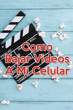 Bajar Videos a mi Celular mp4 Gratis Guide Facil screenshot 1