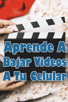 Bajar Videos a mi Celular mp4 Gratis Guide Facil screenshot 2