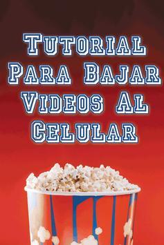 Bajar Videos a mi Celular mp4 Gratis Guide Facil screenshot 9