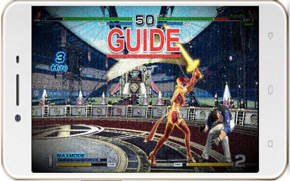 Guide For K.O.F XIV Premier screenshot 1
