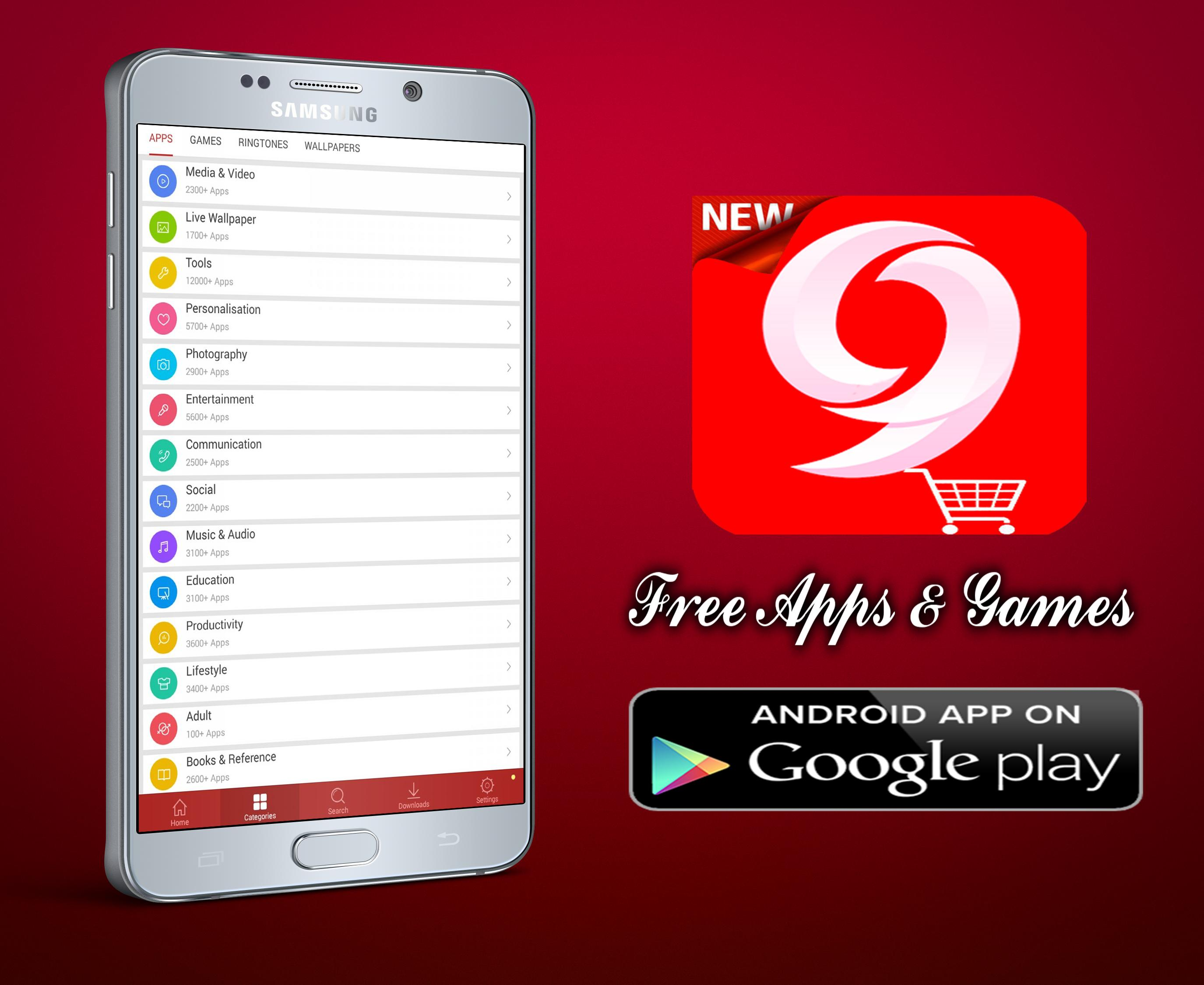 Tips 9apps Pro Nine Apps for Android - APK Download