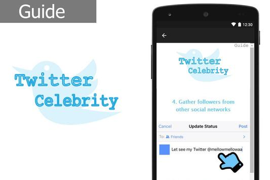Twitter Celebrity screenshot 2
