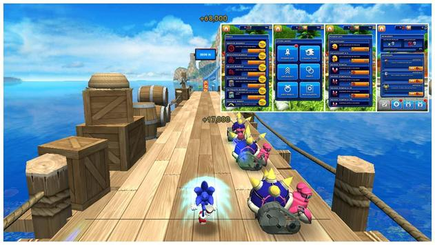 Guide Sonic Dash poster