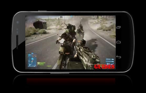 Guides Cheat Battle Field apk screenshot
