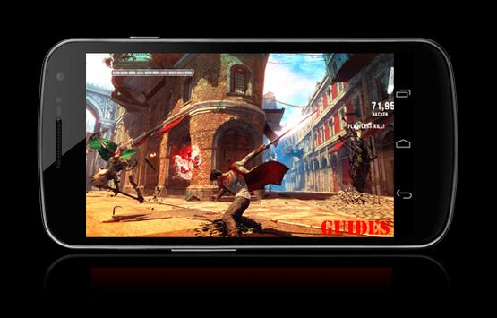 Guides Cheat Devil May Cry apk screenshot