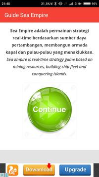Guide Sea Empire apk screenshot