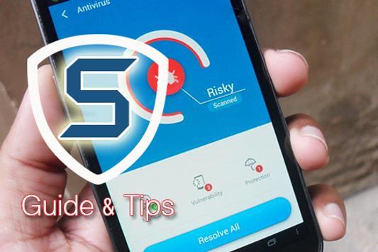 Guide 360 Security Antivirus screenshot 1