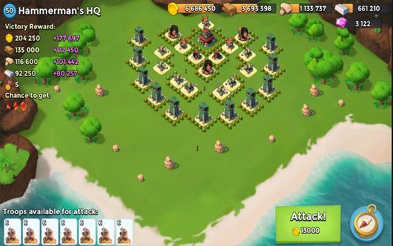 Guide boom beach new apk screenshot