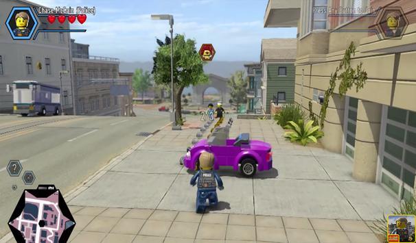 GUIDE LEGO City Under Cover apk screenshot