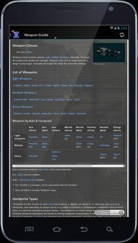 Weapons Guide for War Robots screenshot 2