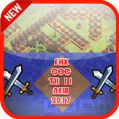 fhx coc new th11 mod latest icon