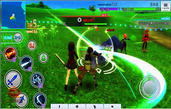 Tips of Sword Art Online Integral Factor poster
