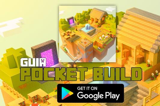 Guia Pocket Build poster