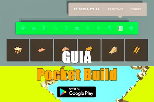 Guia Pocket Build screenshot 2