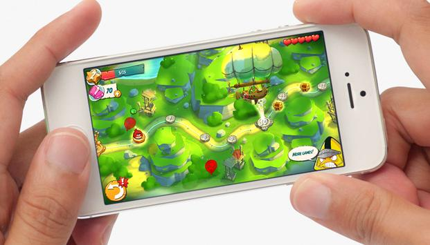 new guide angry birds 2 screenshot 2