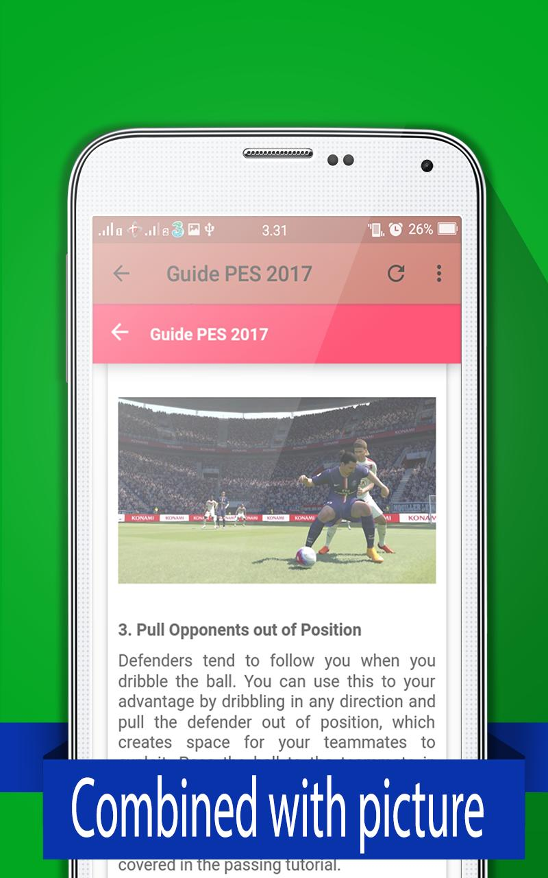 pes lite 2017 android apk