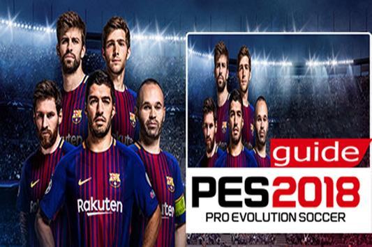 Guide PES l 2017 Now screenshot 7