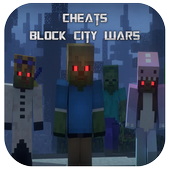Cheats For Block City Wars New icon