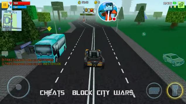 Cheats For Block City Wars New poster
