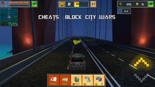 Cheats For Block City Wars New screenshot 4