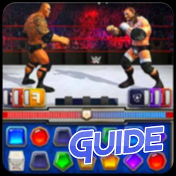 Best Guide WWE Champion Puzzle screenshot 2