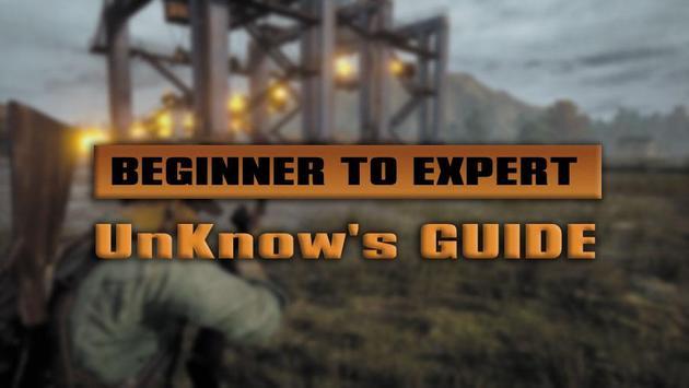 Beginner to Expert | UNKNOWN'S BATTLE ROYALE screenshot 1