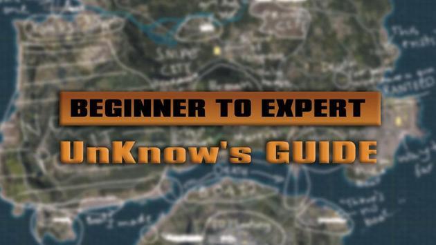 Beginner to Expert | UNKNOWN'S BATTLE ROYALE screenshot 2