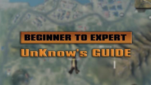 Beginner to Expert | UNKNOWN'S BATTLE ROYALE screenshot 3