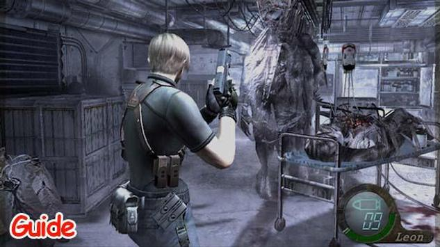 Guide For Resident Evil 4 apk screenshot