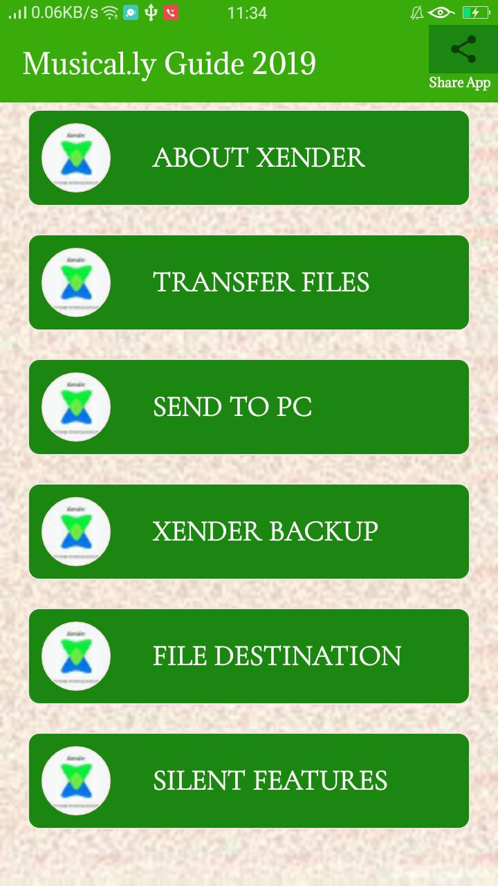 Xender Guide 2019 for Android - APK Download