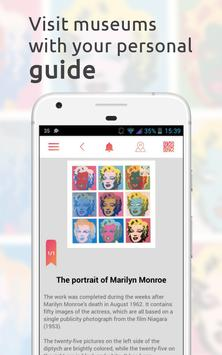 Guides4Art - Your Guide to Museums apk screenshot