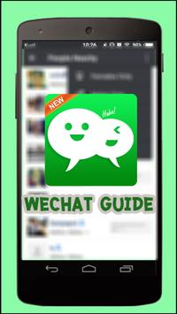 Tips For WeeChat: Free calls & messages Guide apk screenshot