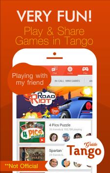Guide Chat for Tango VDO Calls apk screenshot