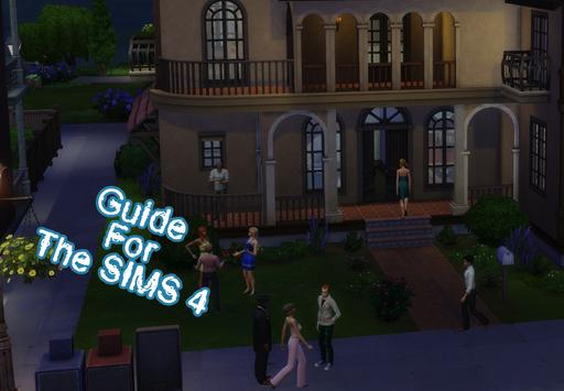 Guide For The SIMS 4 Free apk screenshot
